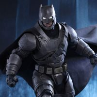 Batman v Superman Armored Batman Sixth-Scale Figure - featured