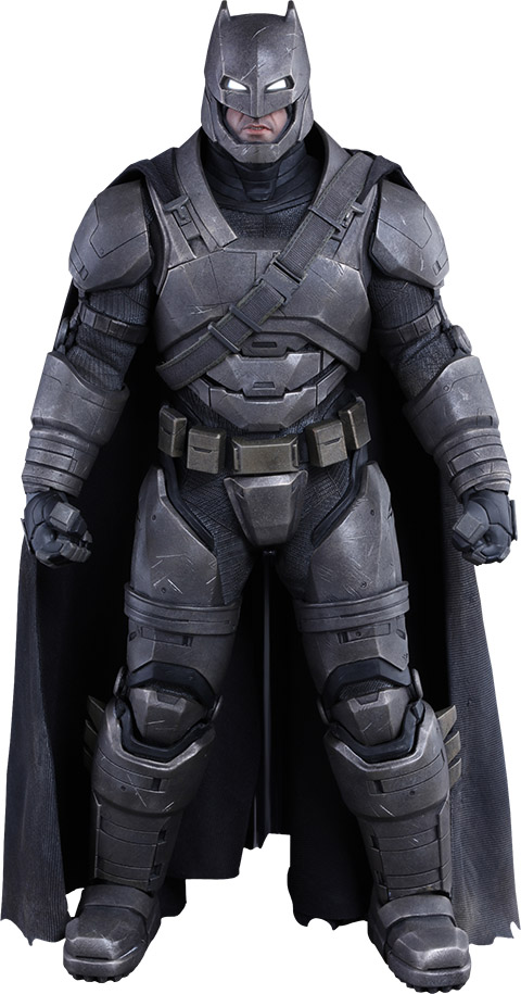 Batman v Superman Armored Batman Sixth-Scale Figure