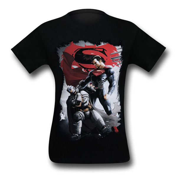 Batman v Superman Choke T-Shirt
