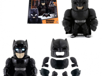 Batman v Superman Dawn of Justice Alternate Armored Batman 6-Inch Die-Cast Action Figure