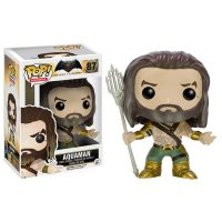 Batman v Superman Dawn of Justice Aquaman Pop Vinyl Figure