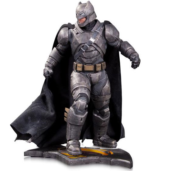 Batman v Superman Dawn of Justice Armored Batman 1-6 Scale Statue