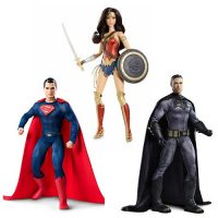 Batman v Superman Dawn of Justice Barbie Dolls