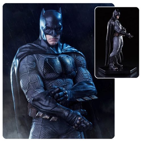 Batman v Superman Dawn of Justice Batman 1 10 Scale Statue