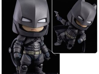 Batman v Superman Dawn of Justice Batman Armor Nendoroid Action Figure