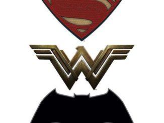 Batman v Superman Dawn of Justice Logos Car Graphics Set
