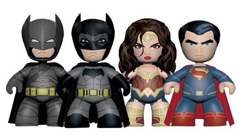 Batman v Superman Dawn of Justice Mez-Itz 2-inch Mini Figures
