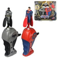 Batman v Superman Dawn of Justice Mini Flying Heroes 2-Pack