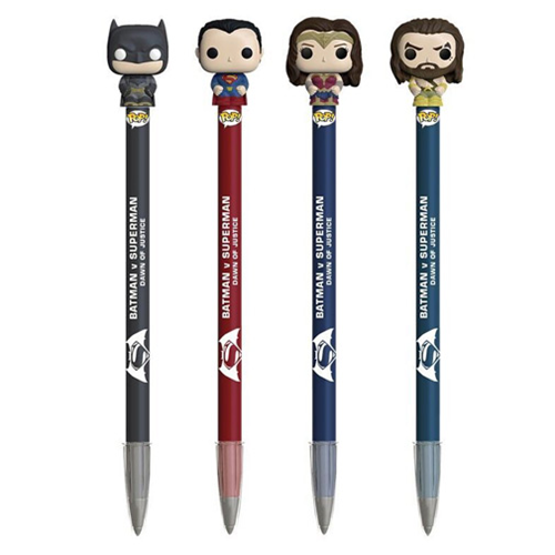 Batman v Superman Dawn of Justice Pop! Pen Set