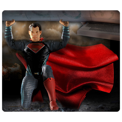 Batman v Superman Dawn of Justice Superman 1 12 Collective Action Figure