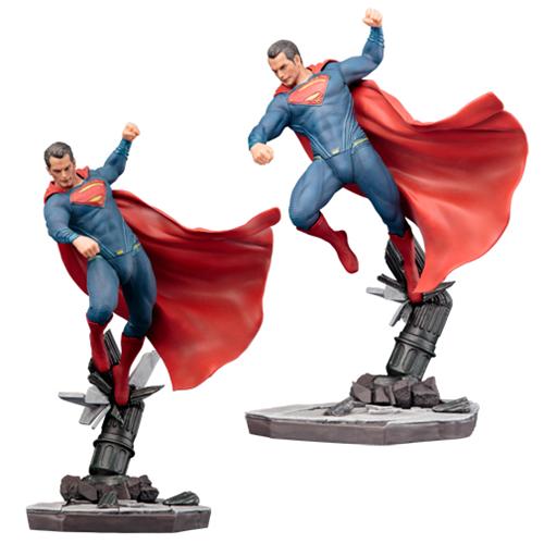 Batman v Superman Dawn of Justice Superman ArtFX+ Statue