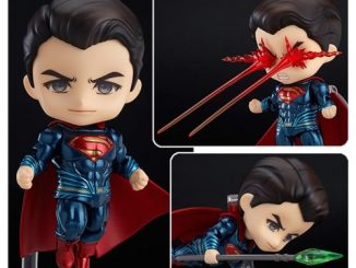 Batman v Superman Dawn of Justice Superman Nendoroid Action Figure