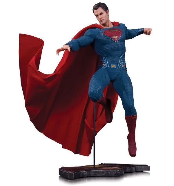 Batman v Superman Dawn of Justice Superman Sixth Scale Statue