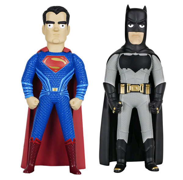 Batman v Superman Dawn of Justice Vinyl Idolz Figures