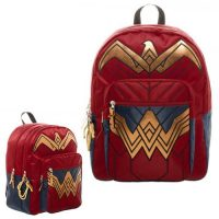 Batman v Superman Dawn of Justice Wonder Woman Backpack