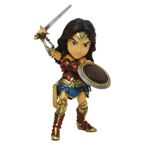Batman v Superman Dawn of Justice Wonder Woman Hybrid Metal Figuration Action Figure