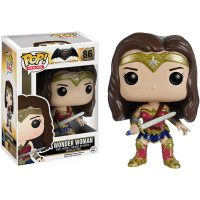 Batman v Superman Dawn of Justice Wonder Woman Pop Vinyl Figure