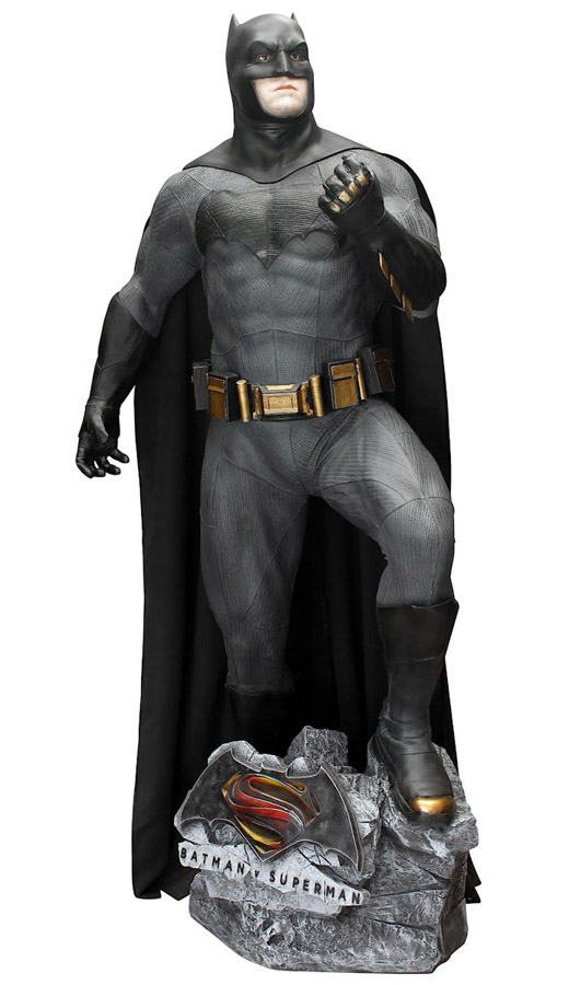 Batman v Superman Life-Size Batman Statue