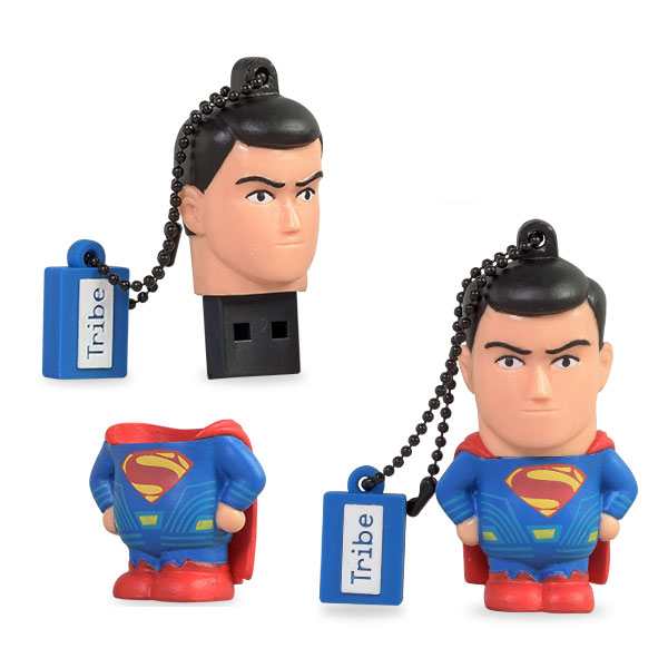 Batman v Superman Superman 16 GB USB Flash Drive