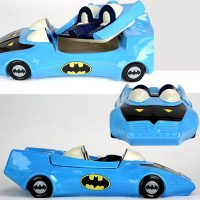Batmobile Cermaic Cookie Jar