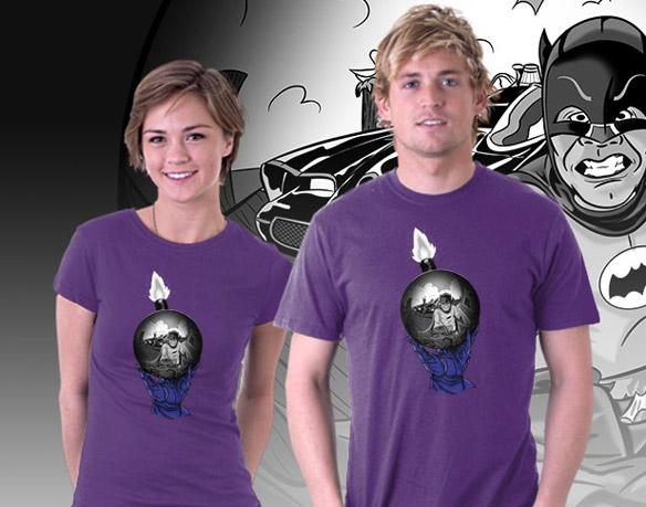 Batsy Escher T-Shirt