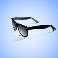 Battle Logo Wayfarer Sunglasses - Limited Edition