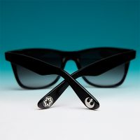 Battle Logo Wayfarer Sunglasses - Limited Edition