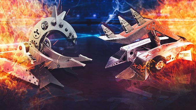 BattleBots Discovery Channel