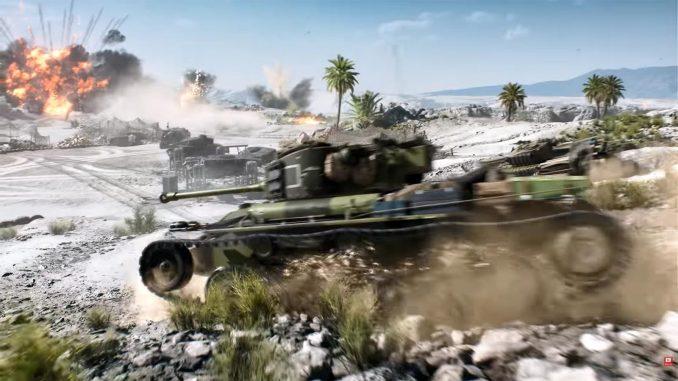 Battlefield V Launch Trailer