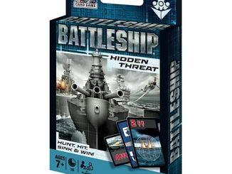 Battleship Movie Edition Card Game