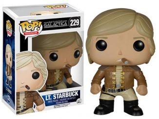 Battlestar Galactic Pop Vinyl Figures Classic Starbuck
