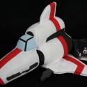 Battlestar Galactica Colonial Viper Plush