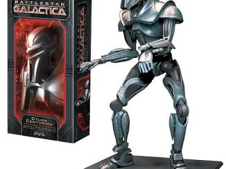 Battlestar Galactica Cylon Centurion 1 6 Scale Model Kit