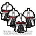 Battlestar Galactica Cylon Centurion Coasters
