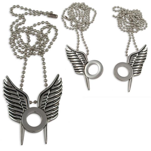 Battlestar Galactica Kara and Sam Forever Necklace