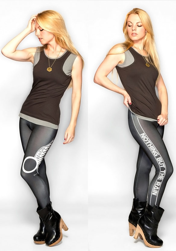 Battlestar Galactica Leggings