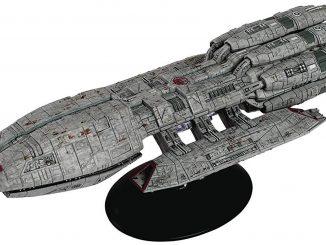 Battlestar Galactica Pegasus Ship