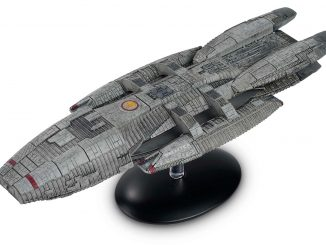 Battlestar Galactica Ship 2004