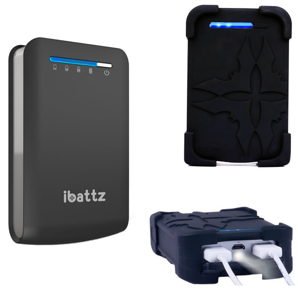 Battstation - Rugged Water-Resistant Power Bank