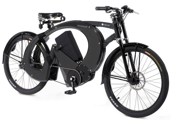 Bavarian Electric Touring Bicycle