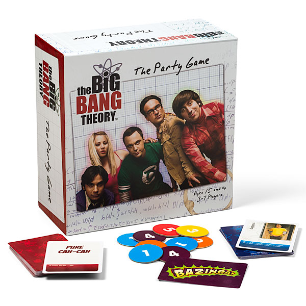 Bazinga! Board Game