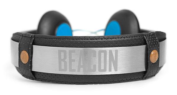 Beacon Audio Orion Headphones with In Line Mic
