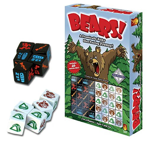 Bears 2nd Edition Dice Game