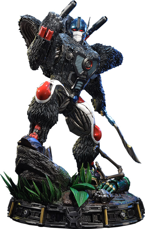 beast-wars-transformers-optimus-primal-statue