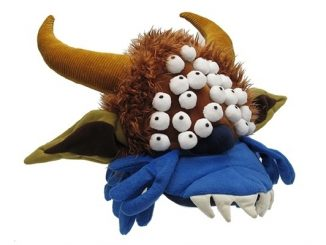 Beast of Arrrggghhh Plush Hat