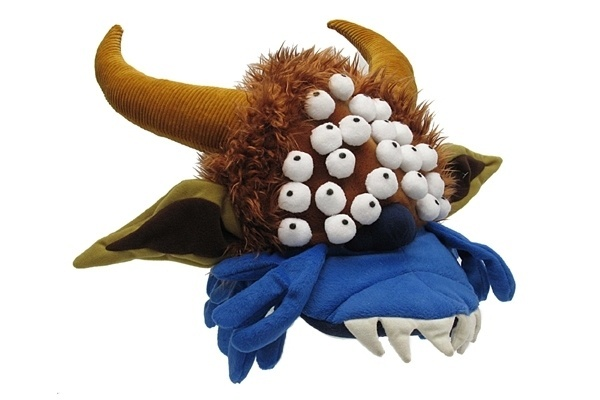 Beast of Arrrggghhh Plush Hat