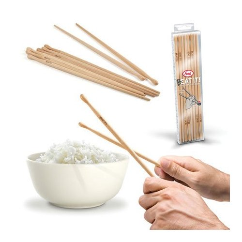 Beat It! Drumstick Chopsticks