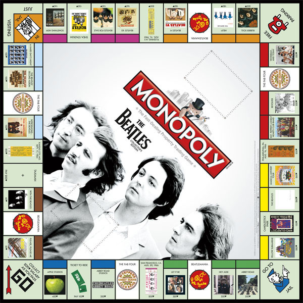 Monopoly Gameboard