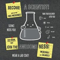 Become A Scientist Shirt