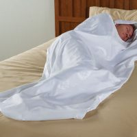 Bed Bug Thwarting Sleeping Cocoon